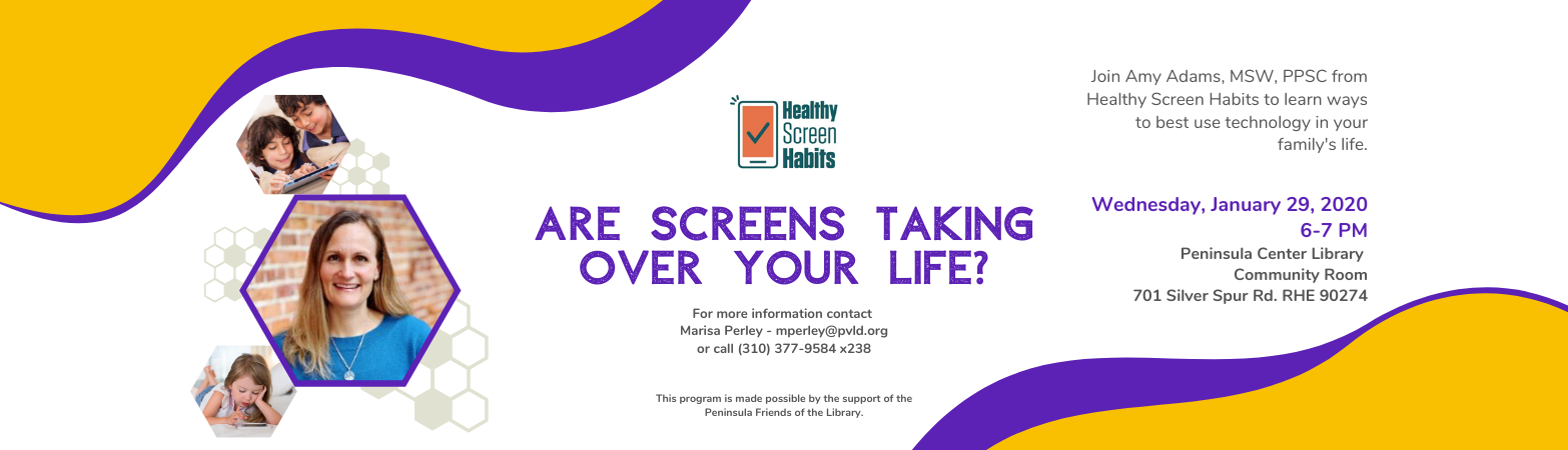 Healthy Screen Habits