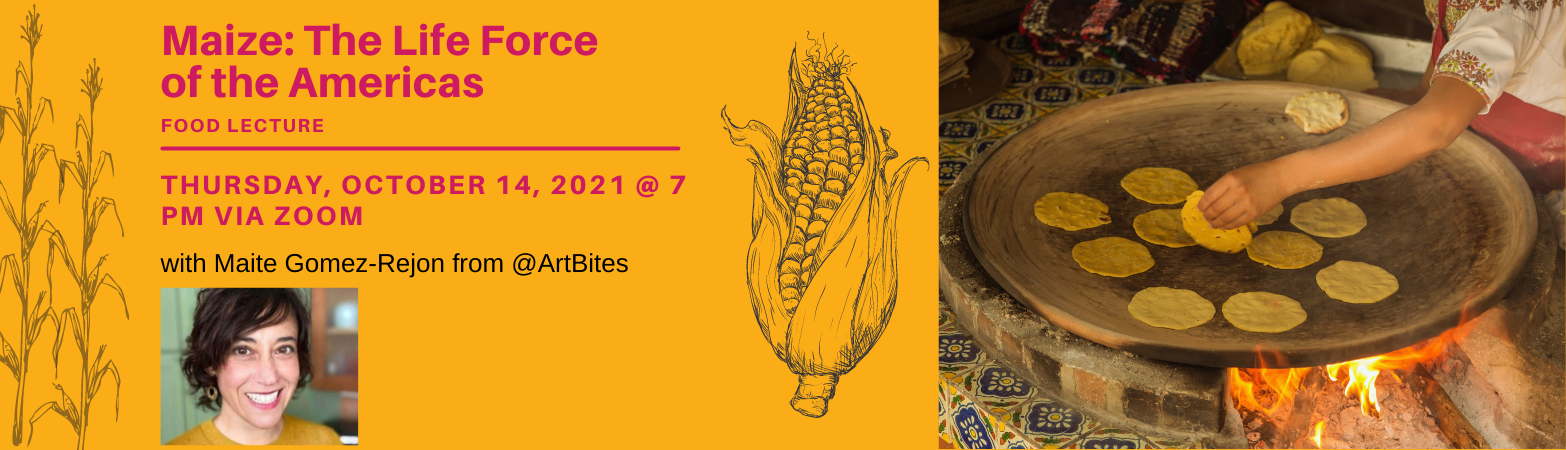 Maize Food Lecture