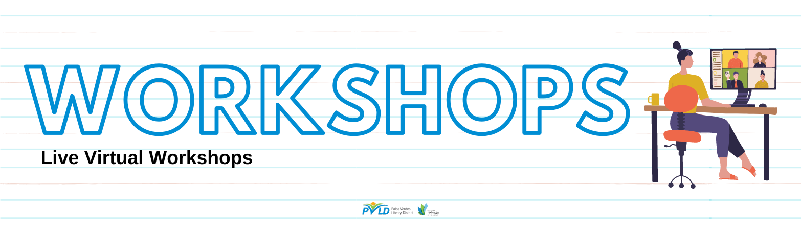 PVLD Writing Month Workshops