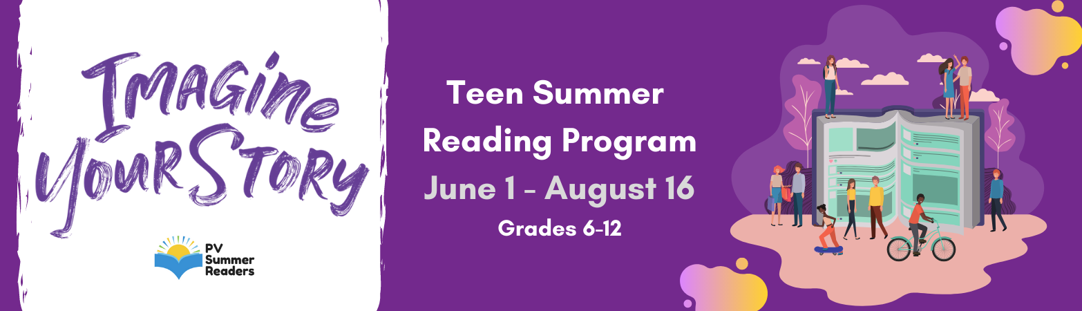Teen Summer Reading Program